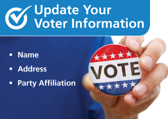 Update Your Voter Information