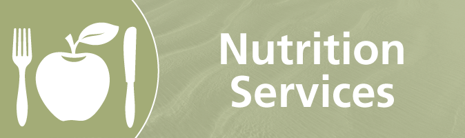 Nutrition Services - Health & Human Services