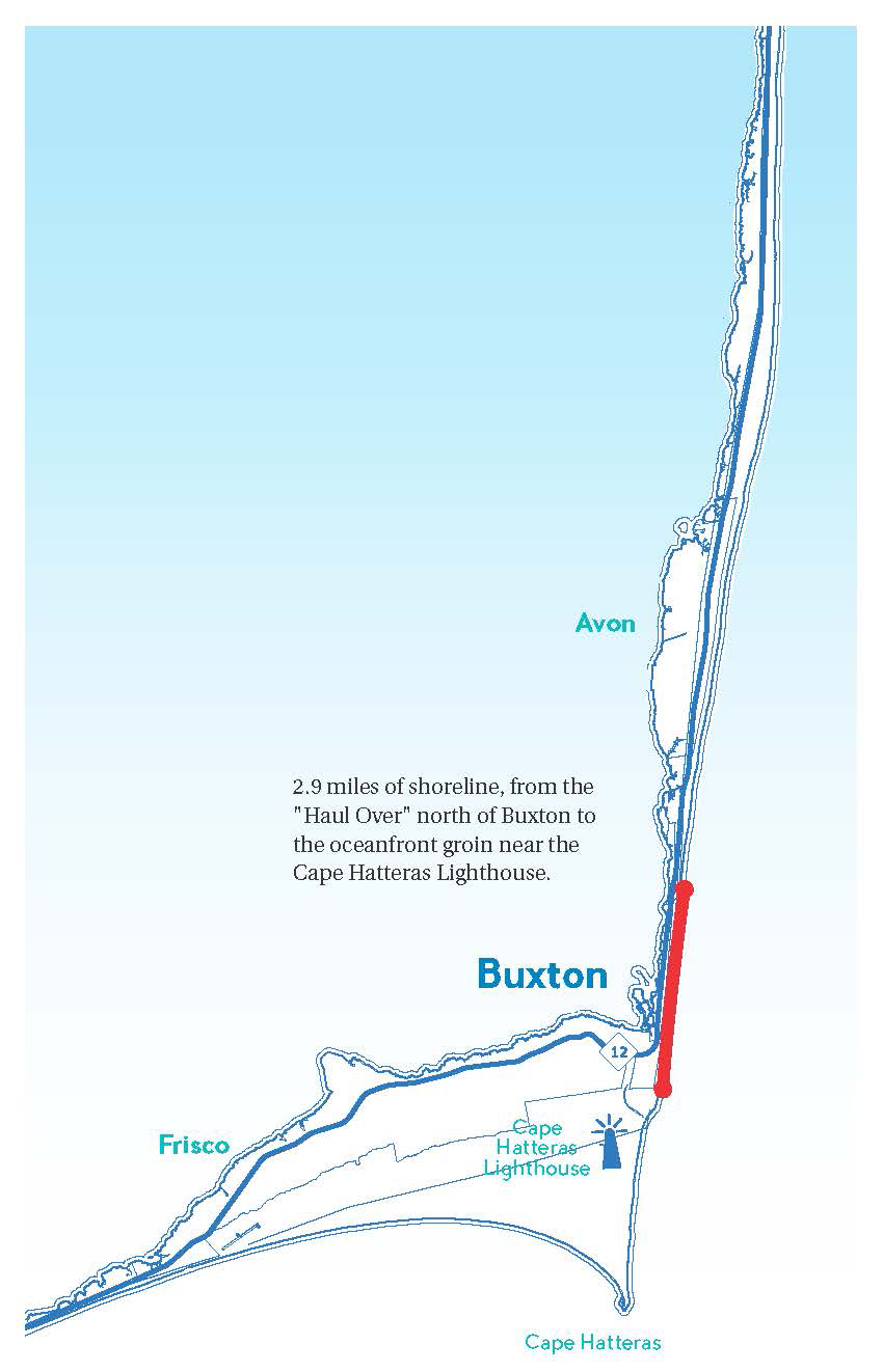 Informational Meeting For Buxton Beach Nourishment Project News