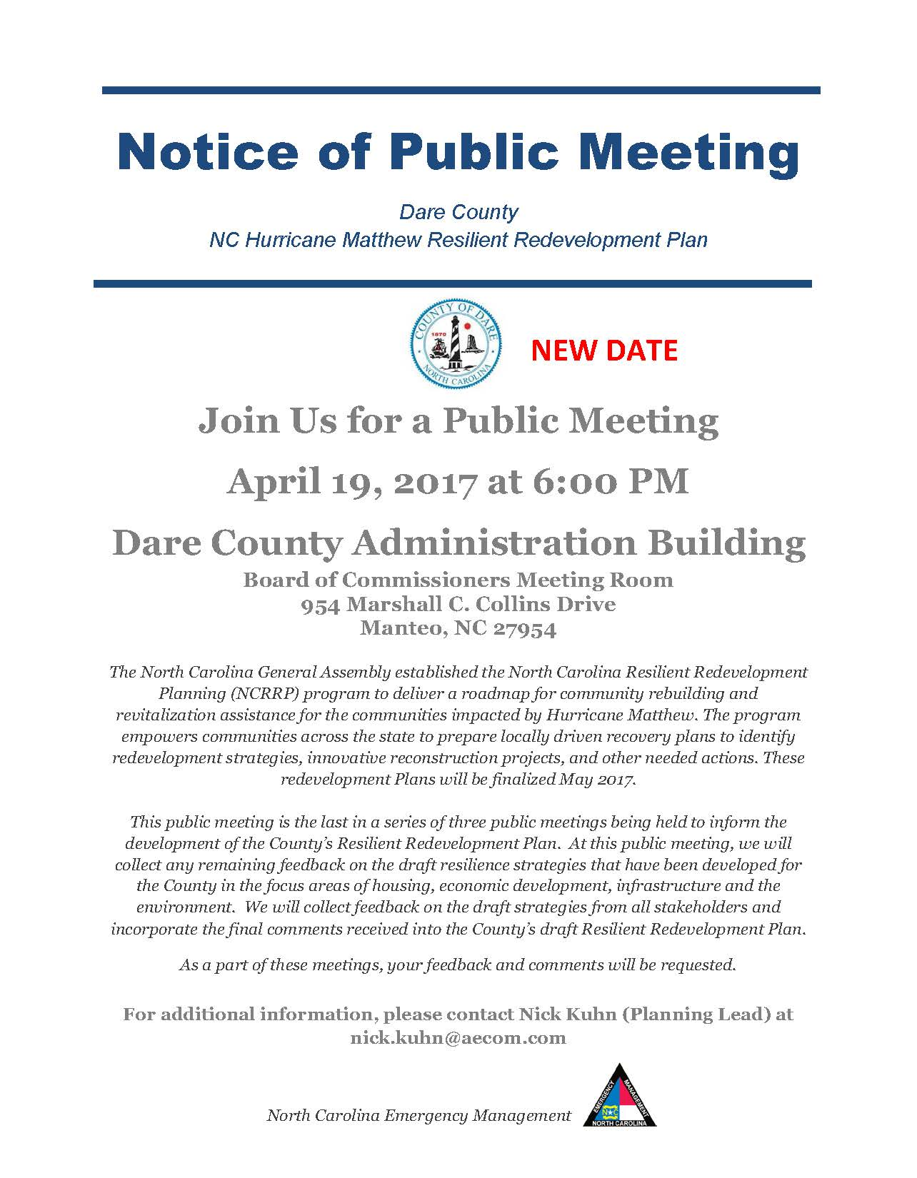 NCRecovery_Meeting3_PublicNotice_DareCounty