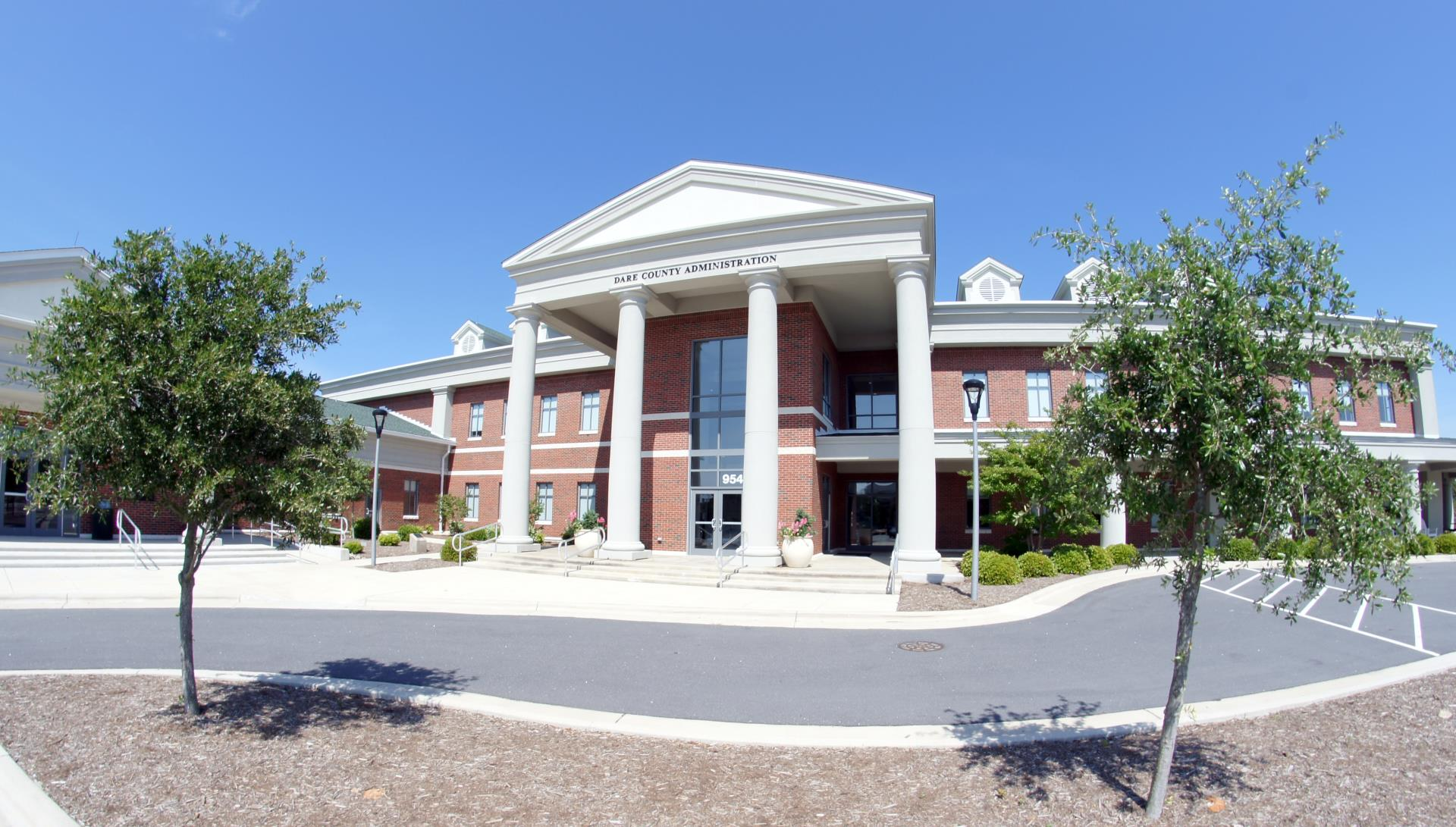 Dare County Administration Building