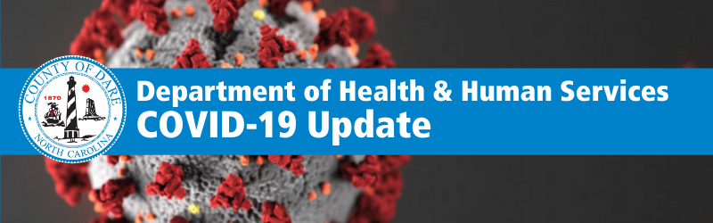 Dare County Department of Health & Human Services, COVID-19 Update