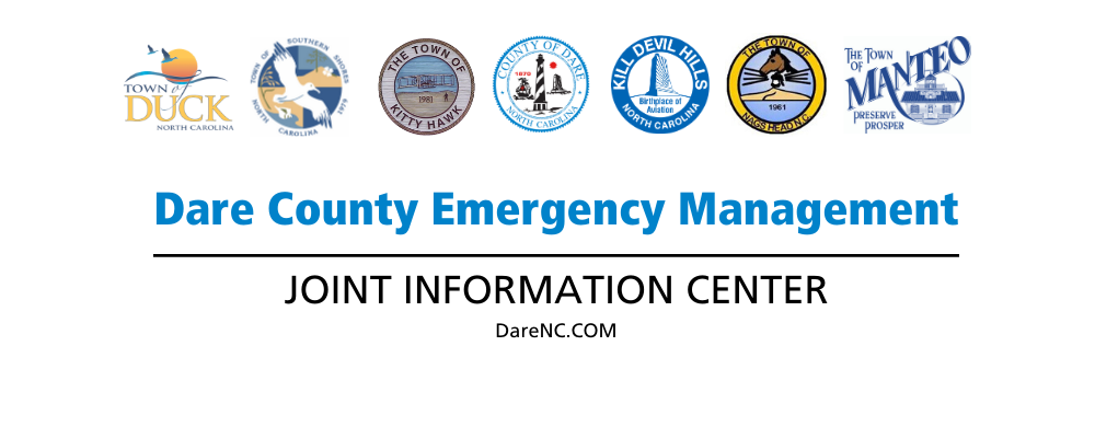 Dare County Emergency Management Joint Information Center