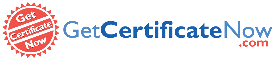 LOGO FOR ONLINE CERTIFICATE REQUEST