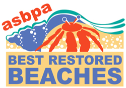 Best Restored Beaches Logo